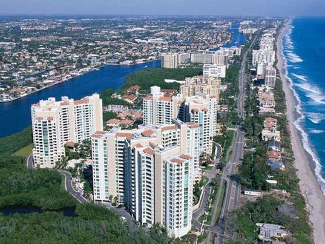 3700 S Ocean Boulevard #1207, Highland Beach, FL 33487 (#RX-10716468) :: Signature International Real Estate