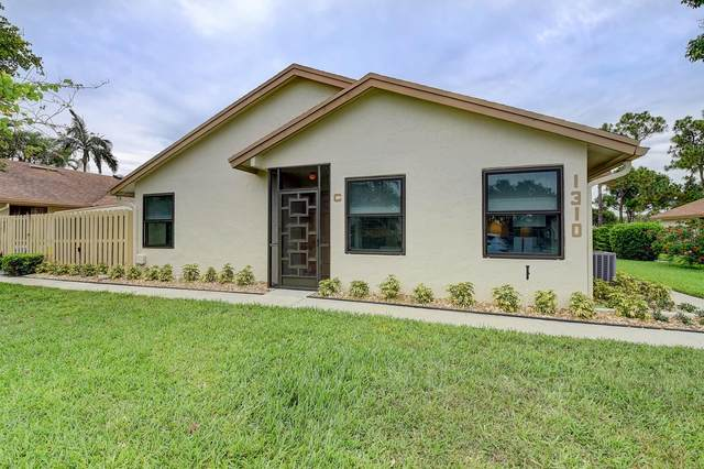 1310 NW 29th Avenue C, Delray Beach, FL 33445 (#RX-10716470) :: Signature International Real Estate