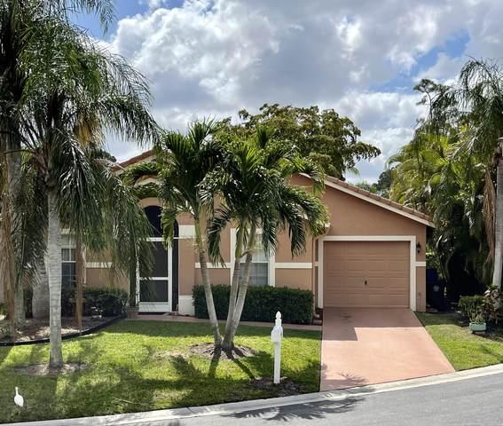 169 Caribe Court, Greenacres, FL 33413 (MLS #RX-10716475) :: Castelli Real Estate Services