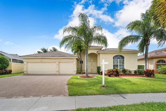 2946 Fontana Place, Royal Palm Beach, FL 33411 (MLS #RX-10716521) :: Castelli Real Estate Services