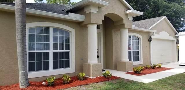 1461 SW Delos Avenue, Port Saint Lucie, FL 34953 (#RX-10716552) :: Ryan Jennings Group