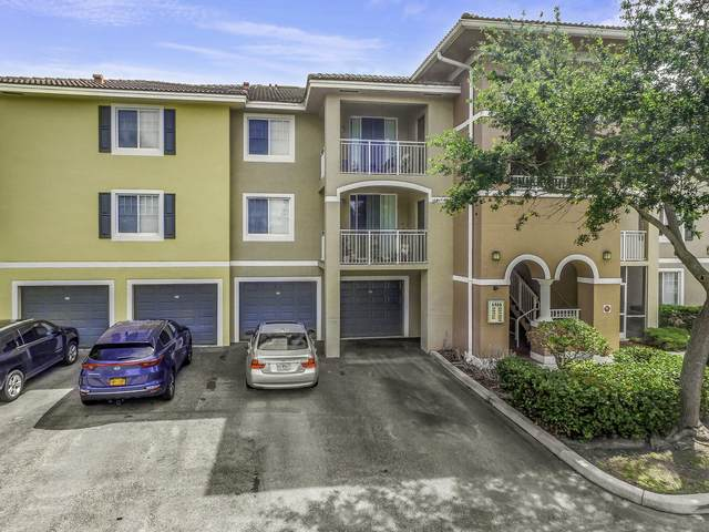 6466 Emerald Dunes Drive #108, West Palm Beach, FL 33411 (#RX-10716568) :: DO Homes Group