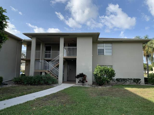 20 Lake Vista Trail #202, Port Saint Lucie, FL 34952 (#RX-10716571) :: Signature International Real Estate