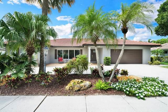 650 SW 16th Street, Boca Raton, FL 33486 (#RX-10716572) :: Ryan Jennings Group