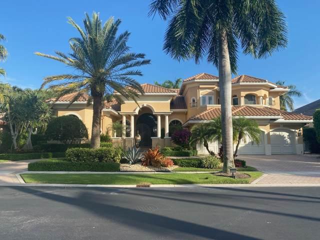 3811 Coventry Lane, Boca Raton, FL 33496 (#RX-10716579) :: Ryan Jennings Group
