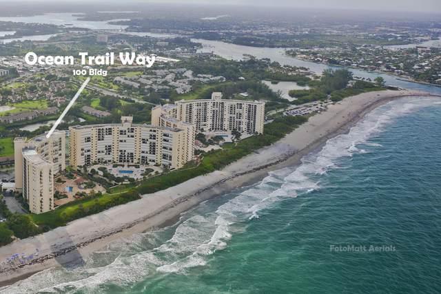 100 Ocean Trail Way #1103, Jupiter, FL 33477 (#RX-10716583) :: Ryan Jennings Group
