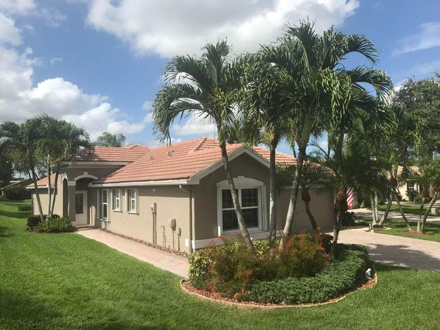 7428 W Mercada Way, Delray Beach, FL 33446 (#RX-10716591) :: Ryan Jennings Group