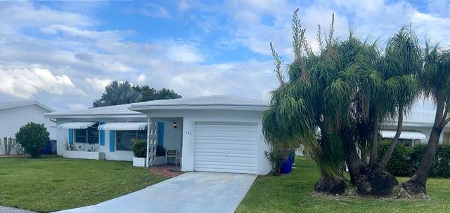 190 NW 29th Place, Pompano Beach, FL 33064 (#RX-10716595) :: Ryan Jennings Group