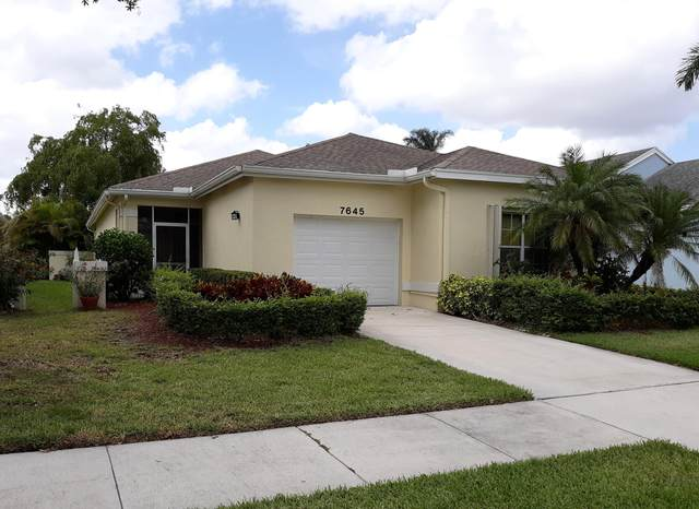 7645 Mansfield Hollow Road, Delray Beach, FL 33446 (#RX-10716597) :: Ryan Jennings Group