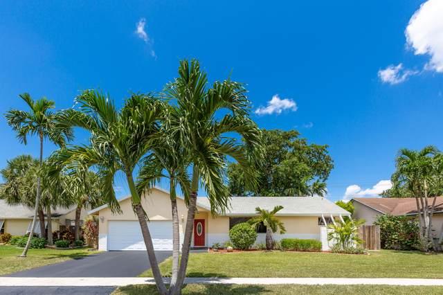 4741 SW 57th Terrace, Davie, FL 33314 (#RX-10716598) :: The Power of 2 | Century 21 Tenace Realty