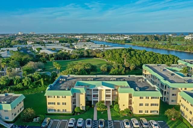 21 Colonial Club Drive #200, Boynton Beach, FL 33435 (#RX-10716612) :: Signature International Real Estate