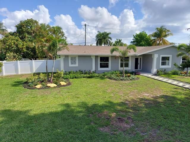 505 Sunset Road, Boynton Beach, FL 33435 (#RX-10716617) :: Michael Kaufman Real Estate
