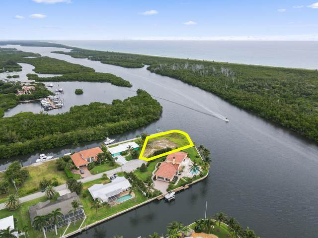 8595 SE Palm Street, Hobe Sound, FL 33455 (MLS #RX-10716622) :: Castelli Real Estate Services