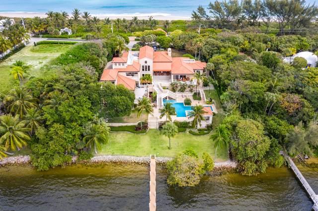1840 S Ocean Boulevard, Manalapan, FL 33462 (#RX-10716646) :: Michael Kaufman Real Estate