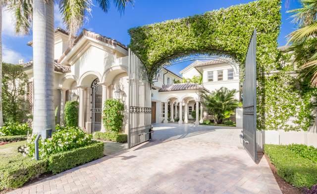 361 SE Mizner Lake Estates Lane, Boca Raton, FL 33432 (#RX-10716660) :: Michael Kaufman Real Estate