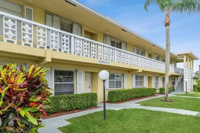 2500 Juniper Drive #202, Delray Beach, FL 33445 (#RX-10716689) :: DO Homes Group
