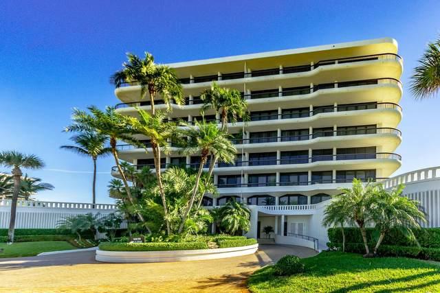 2660 S Ocean Boulevard 306S, Palm Beach, FL 33480 (#RX-10716712) :: Signature International Real Estate