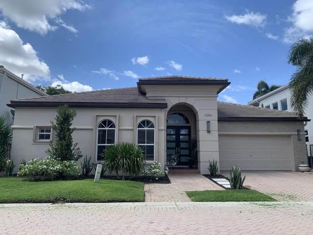 4286 NW 60th Drive, Boca Raton, FL 33496 (#RX-10716728) :: Posh Properties
