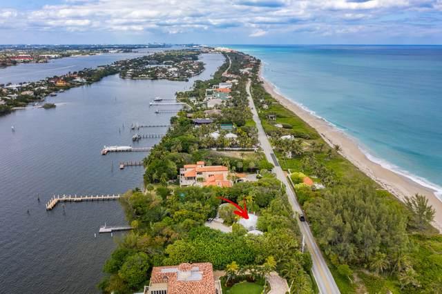 1860 S Ocean Boulevard, Manalapan, FL 33462 (#RX-10716730) :: Dalton Wade