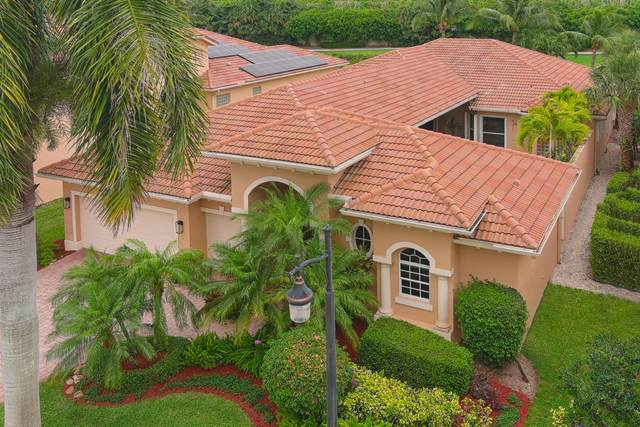 8024 Laurel Ridge Court, Delray Beach, FL 33446 (#RX-10716763) :: Michael Kaufman Real Estate