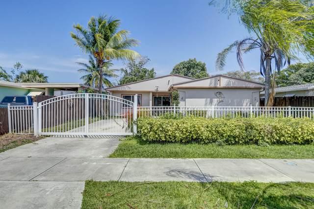 3720 NE 12th Avenue, Pompano Beach, FL 33064 (#RX-10716816) :: Michael Kaufman Real Estate