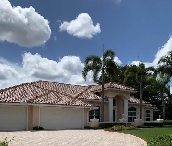 1891 NE Crabtree Lane, Jensen Beach, FL 34957 (#RX-10716843) :: Michael Kaufman Real Estate