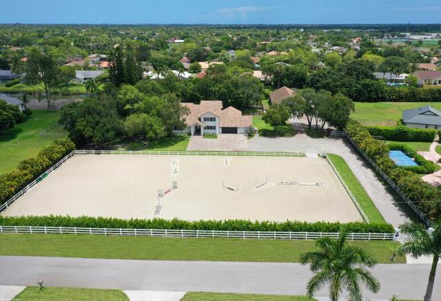 14575 Draft Horse Lane, Wellington, FL 33414 (#RX-10716877) :: Michael Kaufman Real Estate