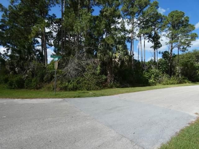 1602 SW Mackey Avenue, Port Saint Lucie, FL 34953 (#RX-10716882) :: Treasure Property Group
