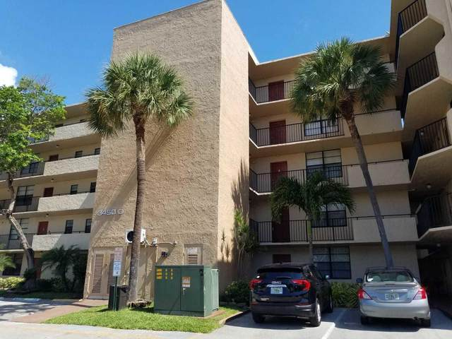 3450 Blue Lake Drive #407, Pompano Beach, FL 33064 (#RX-10716890) :: DO Homes Group