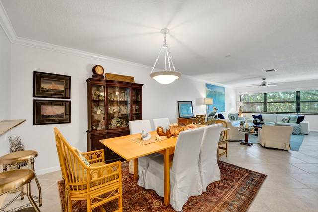 3007 SW 21st Ter Terrace 292B, Delray Beach, FL 33445 (#RX-10716898) :: DO Homes Group