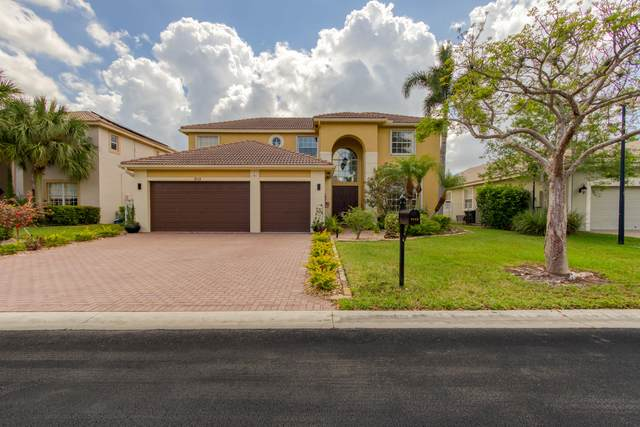 7112 NW 48th Way, Coconut Creek, FL 33073 (#RX-10716920) :: DO Homes Group