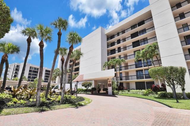 2687 N Ocean Boulevard G-505, Boca Raton, FL 33431 (#RX-10716922) :: DO Homes Group