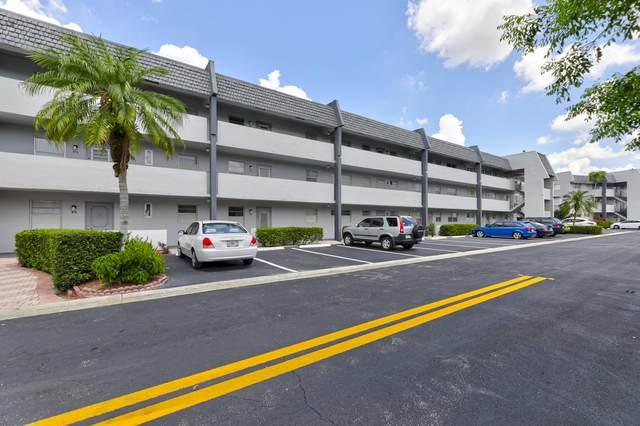 7847 Golf Cir Drive #202, Margate, FL 33063 (#RX-10716923) :: DO Homes Group