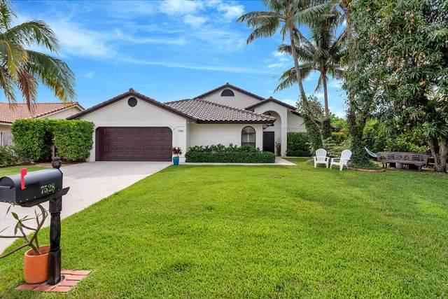 7528 Nemec Drive N, Lake Clarke Shores, FL 33406 (#RX-10716935) :: Michael Kaufman Real Estate