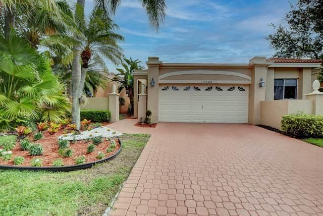 17240 Hampton Boulevard, Boca Raton, FL 33496 (#RX-10717024) :: Michael Kaufman Real Estate