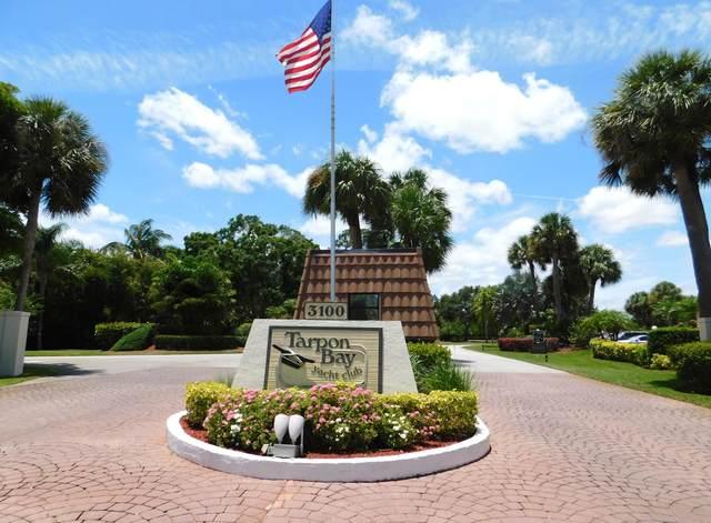 3100 SE Pruitt Road 303-B, Port Saint Lucie, FL 34952 (MLS #RX-10717032) :: Dalton Wade Real Estate Group