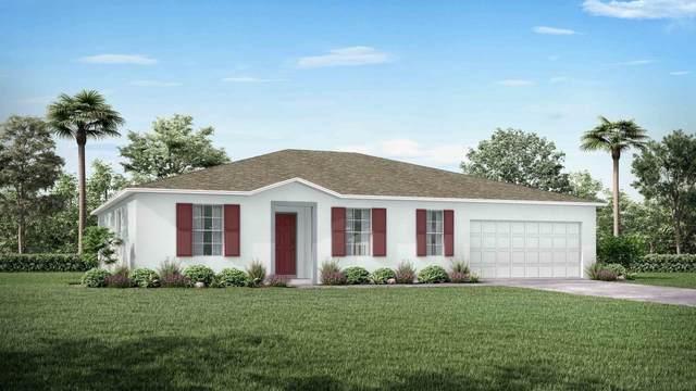 4672 SW Alpha Street, Port Saint Lucie, FL 34953 (MLS #RX-10717080) :: Dalton Wade Real Estate Group