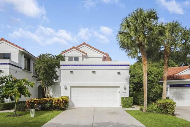 5488 Fox Hollow Drive, Boca Raton, FL 33486 (#RX-10717098) :: Michael Kaufman Real Estate