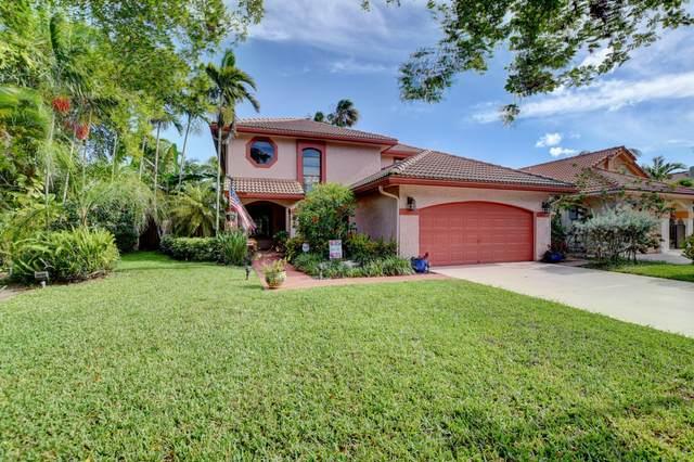 4036 NW 7th Place, Deerfield Beach, FL 33442 (MLS #RX-10717123) :: Berkshire Hathaway HomeServices EWM Realty