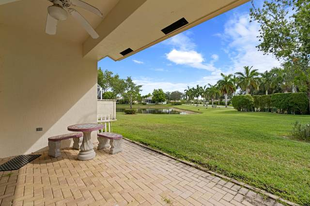 2360 Sapphire Circle, West Palm Beach, FL 33411 (MLS #RX-10717124) :: Dalton Wade Real Estate Group