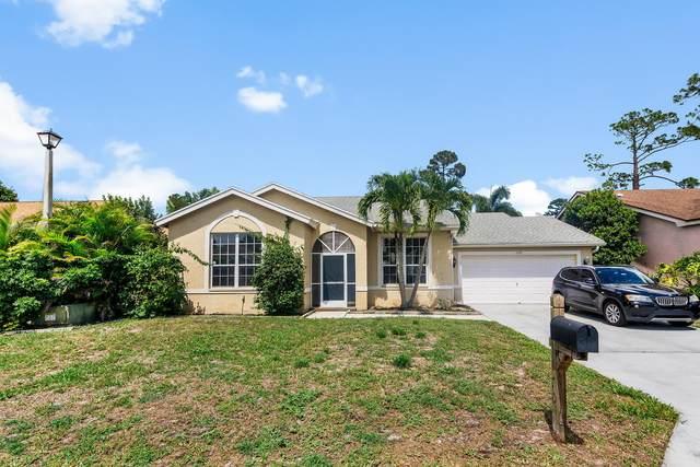 1170 Aviary Road, Wellington, FL 33414 (MLS #RX-10717125) :: Dalton Wade Real Estate Group