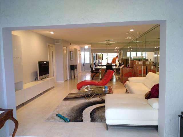 21541 Cypress Hammock Drive 37E, Boca Raton, FL 33428 (MLS #RX-10717128) :: Dalton Wade Real Estate Group