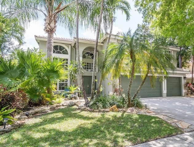 7433 Prescott Lane, Lake Worth, FL 33467 (MLS #RX-10717131) :: Dalton Wade Real Estate Group