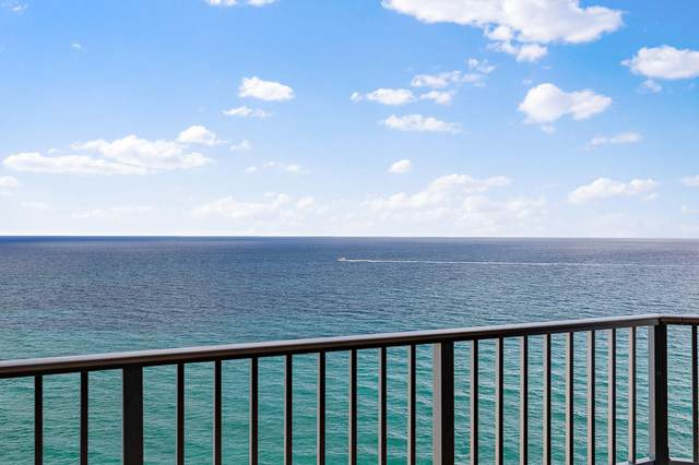 5200 N Ocean Drive #1901, Singer Island, FL 33404 (MLS #RX-10717135) :: Dalton Wade Real Estate Group