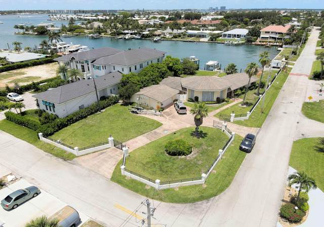 1172 S Harbor Drive, Riviera Beach, FL 33404 (MLS #RX-10717137) :: Dalton Wade Real Estate Group