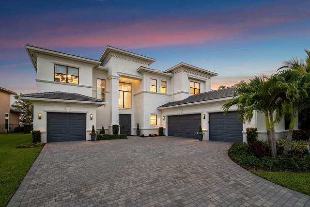 16900 Strasbourg Lane, Delray Beach, FL 33446 (#RX-10717223) :: Michael Kaufman Real Estate