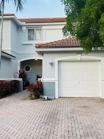 2303 Center Stone Lane, Riviera Beach, FL 33404 (#RX-10717243) :: Michael Kaufman Real Estate