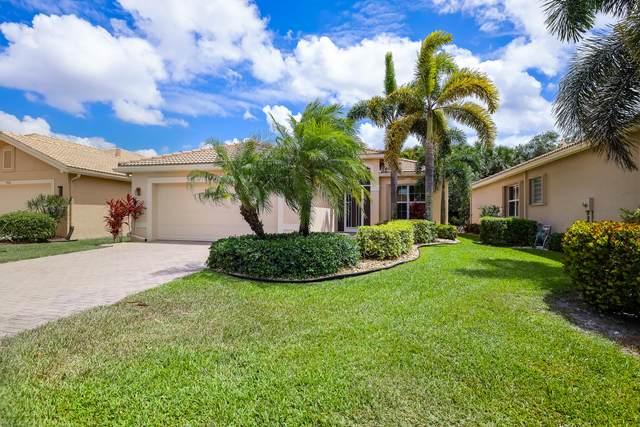 9534 Sail Palm Court, Boynton Beach, FL 33473 (#RX-10717323) :: Michael Kaufman Real Estate