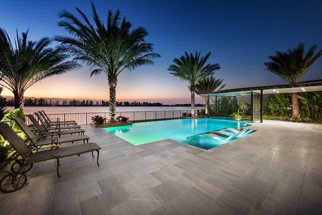 9005 Parkland Bay Drive, Parkland, FL 33076 (#RX-10717330) :: Signature International Real Estate