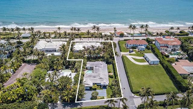 1285 N Ocean Boulevard, Palm Beach, FL 33480 (#RX-10717345) :: Ryan Jennings Group